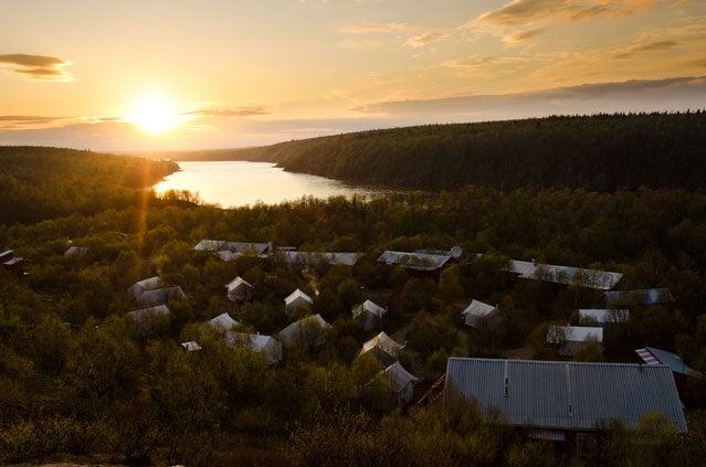 Ponoi River Camp, Russia