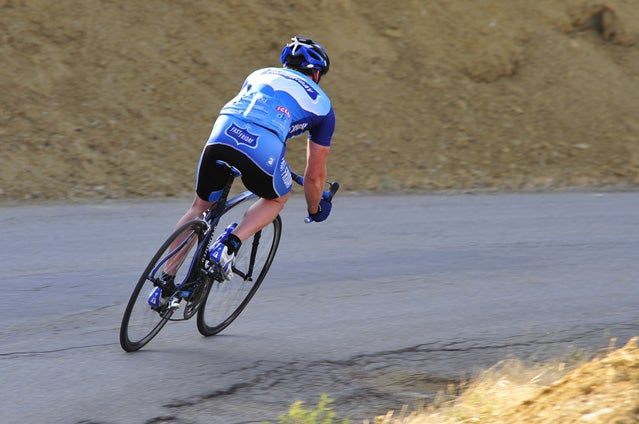 Buying a budget road bike? Pay attention to the components. Via Shutterstock