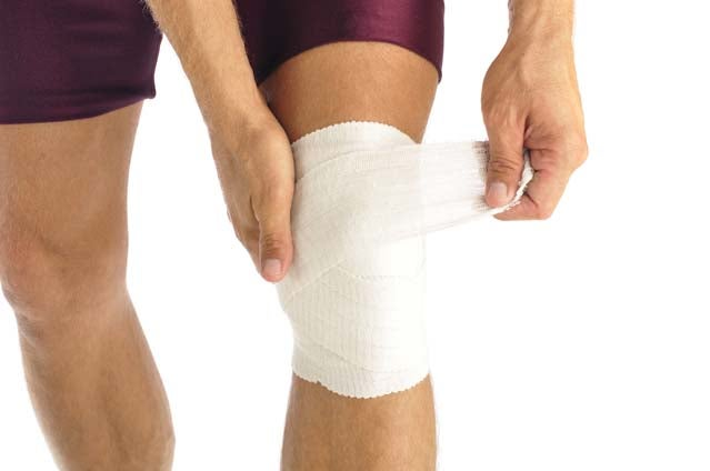 Bandaging a Wound
