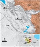 The Iran-Iraq border