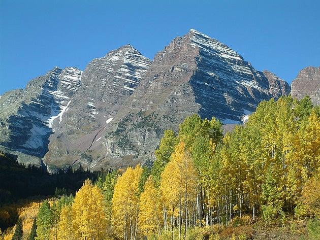 The Maroon Bells outside of Asp