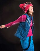 Women's Ski Style