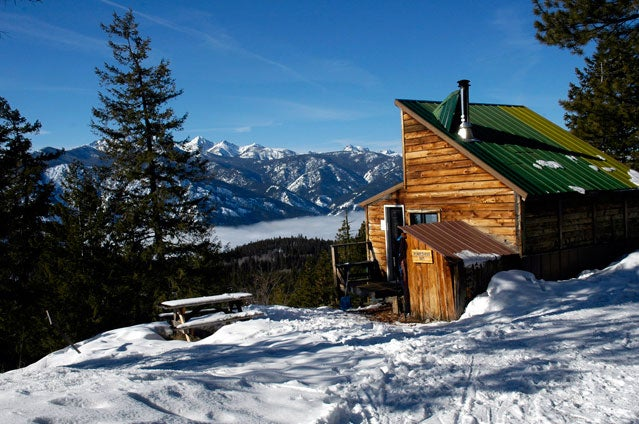 Rendezvous hut