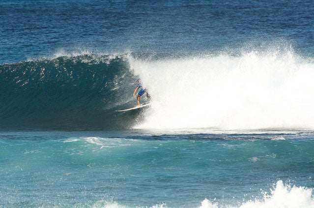 pipeline Banzai Beach surfing dangerous