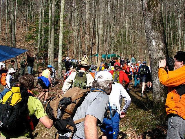 Barkley marathon Tennessee dangerous race