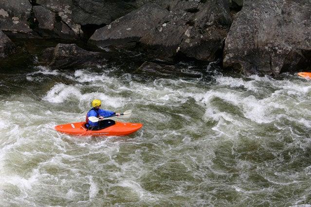 Deerfield River, Massachusetts.