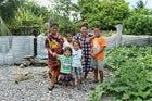 Displaced Bikinian descendants