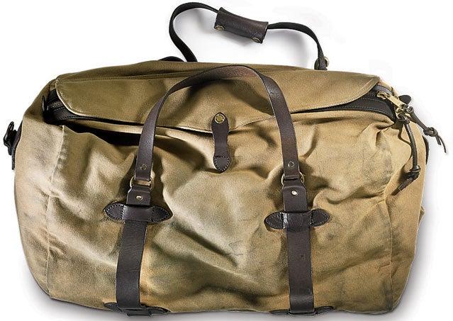 Filson duffel bag gear essentials readers