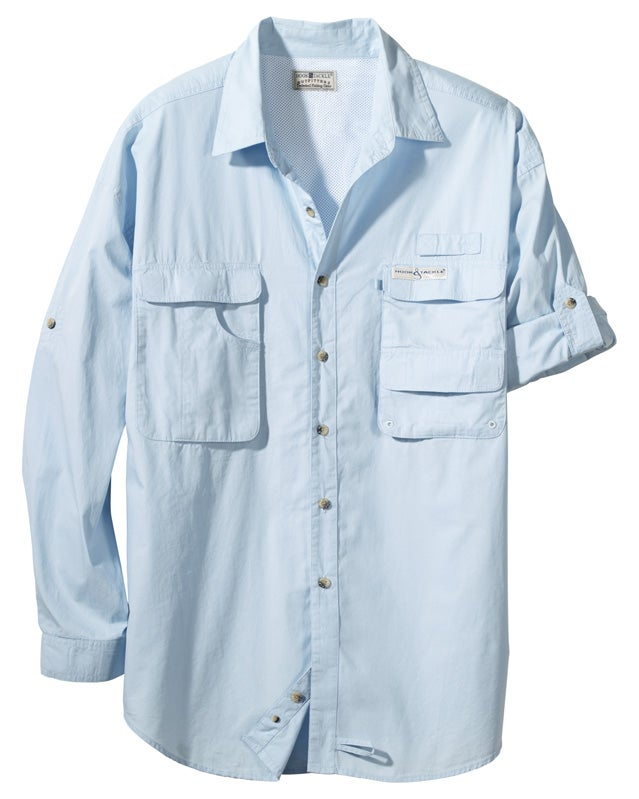 Men's fly-fishing shirt.
