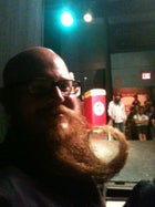 beard mustache Coney Island Jim