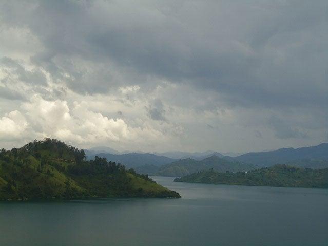 Lake Kivu poison gas survival apocalypse
