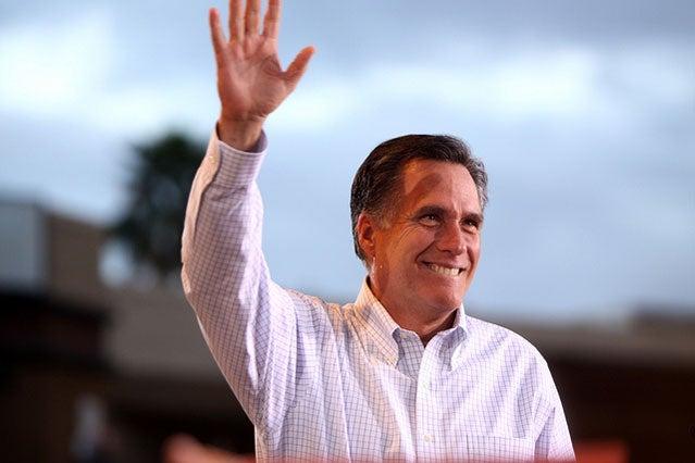 Mitt Romney Presidential election 2012 republican politics