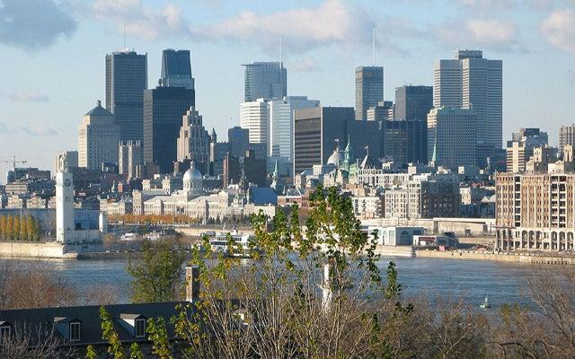 Montreal, Quebec.