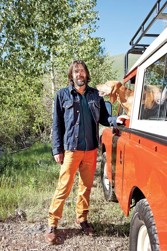 Taite Pearson Sun Valley Idaho entrepreneur