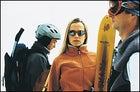 Backcountry Access Companion, the Giro Nine.9 helmet, Oakley's Straight Jacket, Smith Triad goggles, and Mountain Hardwear's Monkey Phur Vest