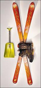 Backcountry Skiing Gear