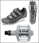 Specialized BG Sport mountain biking shoe.