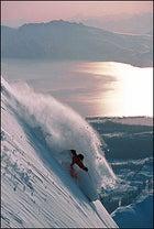 Alaska's Chugach Mountains