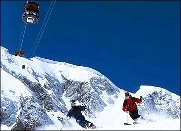 All-mountain access: tearing up Big Sky Resort