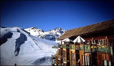 Rest, Race?: Chile's Valle Nevado