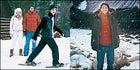 Sierra Designs, Sorel Caribou, Bonfire, The North Face, By Ralph Lauren, Victorinox, Timberland, Redfeather, Banana Republic