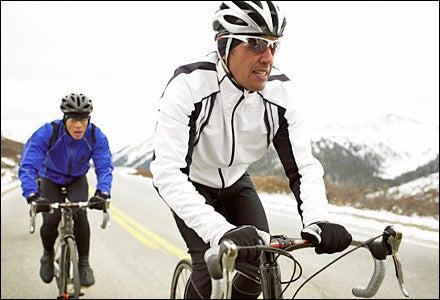 Winter Cycling