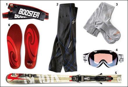 Ski and Snowboard Gear