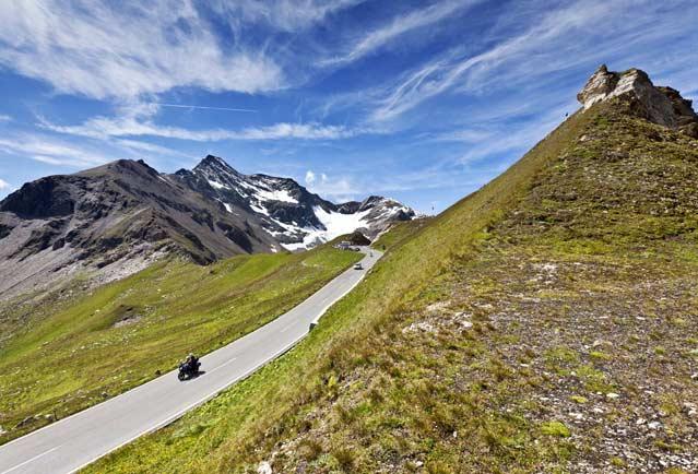 Grossglockner High Alpine Road Austria