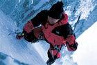 Chakra steady: Humar above Chamonix