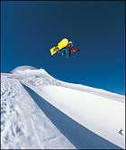 High on the slopes of Oregon's Mount Hood