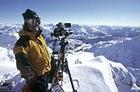 Steve Jones collects footage.