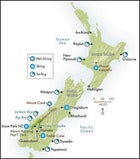 Newzealand Map