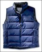 LL Bean goose-down vest
