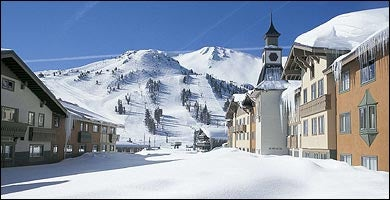 Mammoth Ski Resort