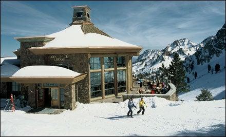 Snowbasin's John Paul Lodge, Utah