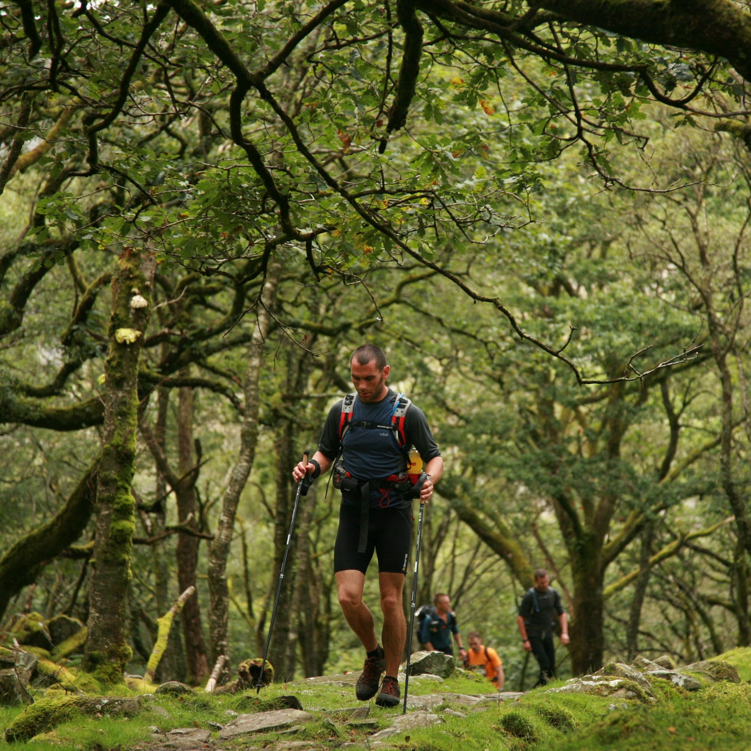 Dragon's Back Deadliest Races Wales Trail running