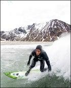 Surfer Pat Millin