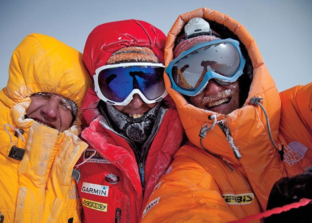 Gasherbrum II summit