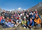 Veterans' Climb Group Photo