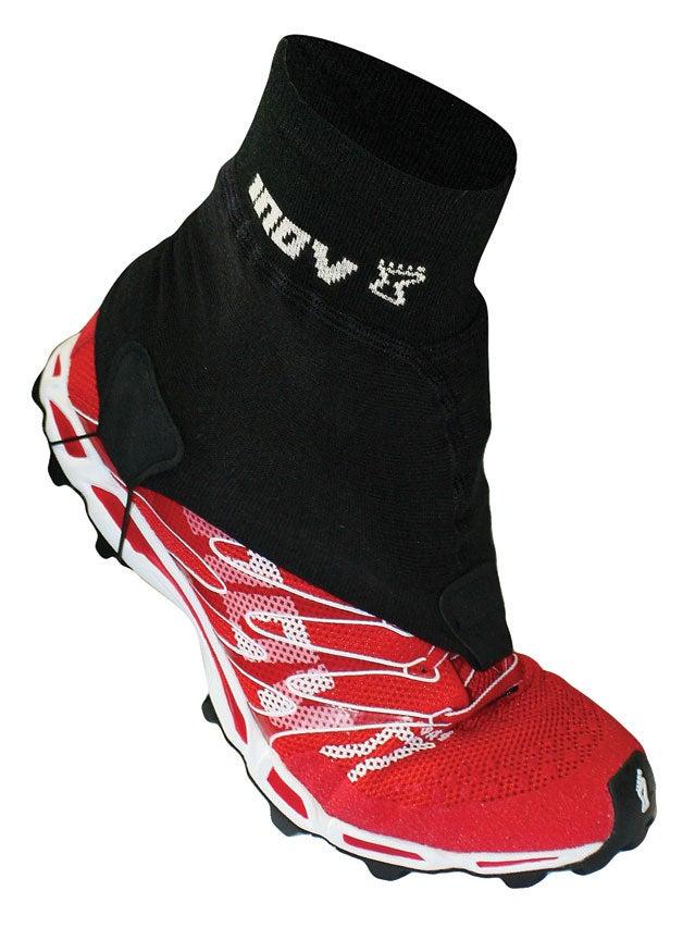Inov-8's debris sock.
