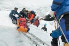 Technical Everest rescue
