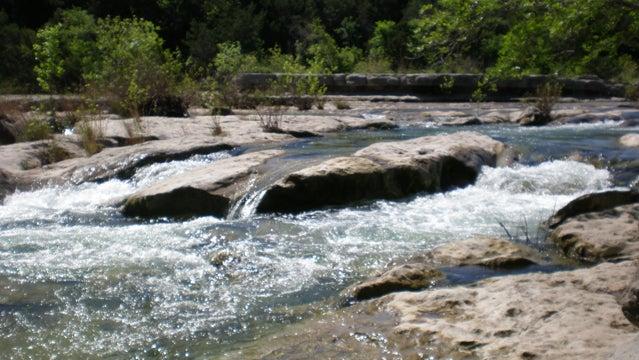 Barton Creek Greenbelt.