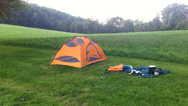 marmot mercury tent camping romance