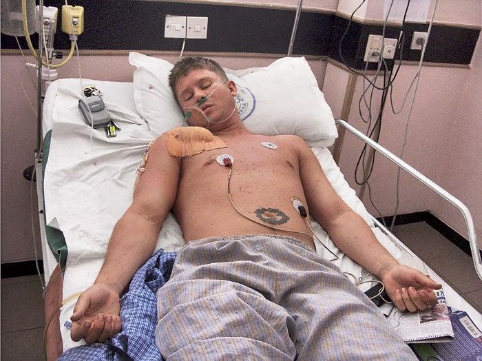 everest rescue lhotse 2011 dex steroids doping easterling dexamethasone