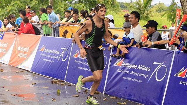 nutrition training health jesse thomas running triathalon