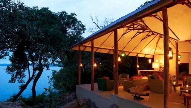 rubondo island camp lake victoria tanzania outside travel awards