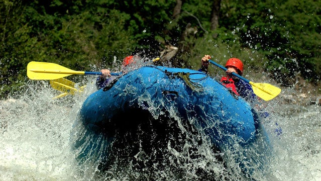whitewater travel upper kern river kaweah outside travel awards outdoor adventure river special