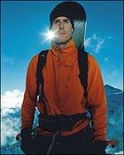 Stephen Koch at Jackson Hole Mountain Resort, January 5, 2003