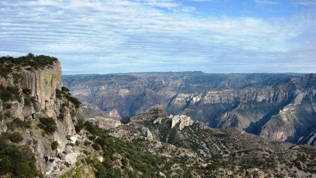copper canyon mexico go list