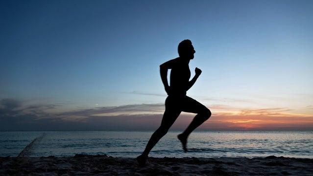 minimalist running training running form